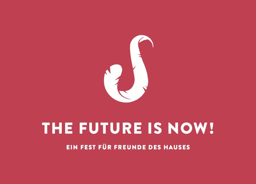 Unser Zukunftsfest im August 2015, mit einer Keynote von Staatsrat Wolfgang Schmidt, Leiter der Hamburger Vertretung beim Bund